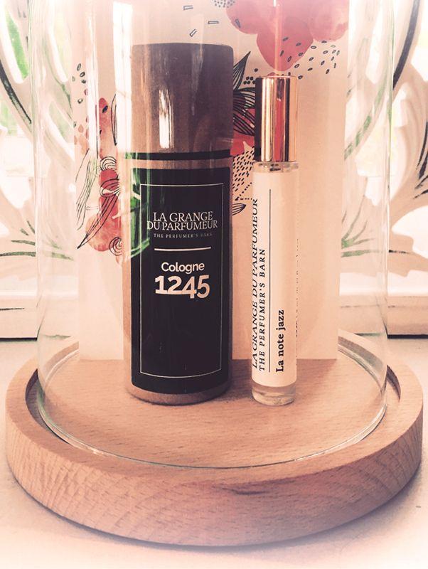 lagrangeduparfumeur.com La note Jazz - Cologne 1245 [sous cloche]  #cologne #parfum #naturalbeauty #faitauquebec #parfumerie #cecilehudrisier