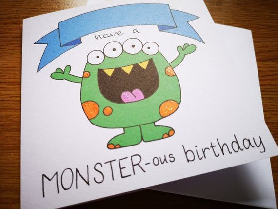 Handmade Personalised Birthday Card For Children Etsy Girl Birthday Cards Birthday Cards For Boys Kids Birthday Cards