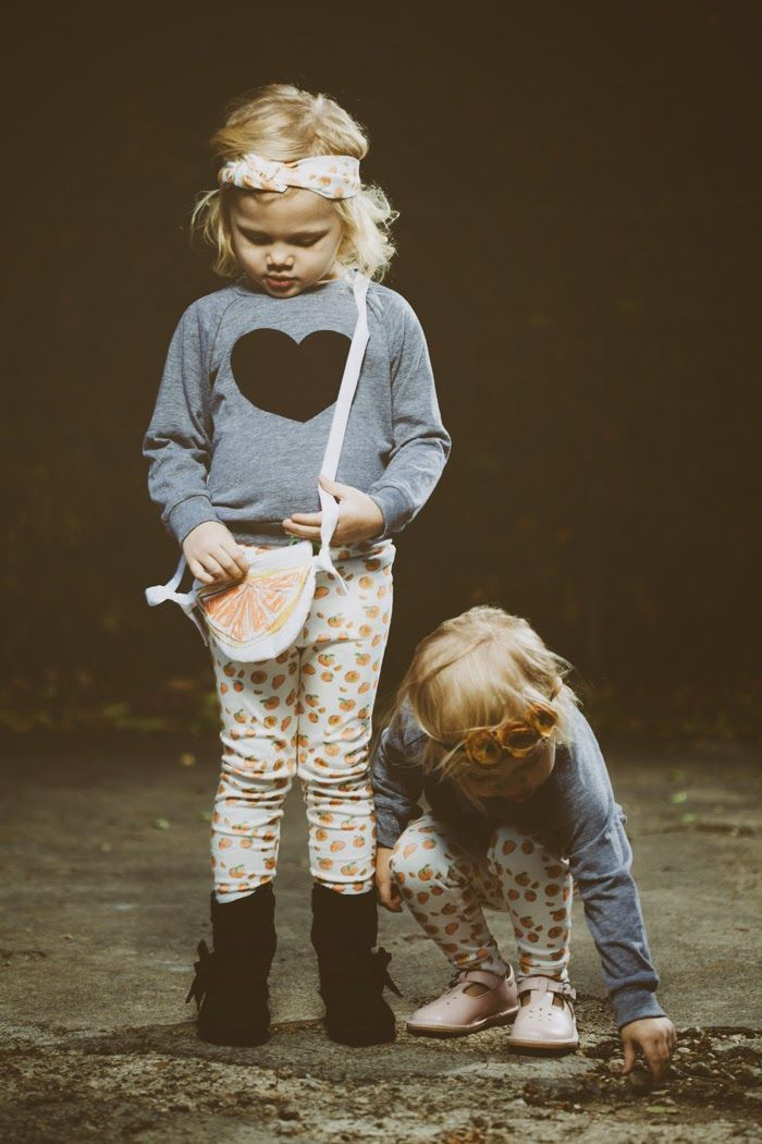 Mini Virginia outfit inspiration // House of Mia + Sophie Lili for Darling Clementine