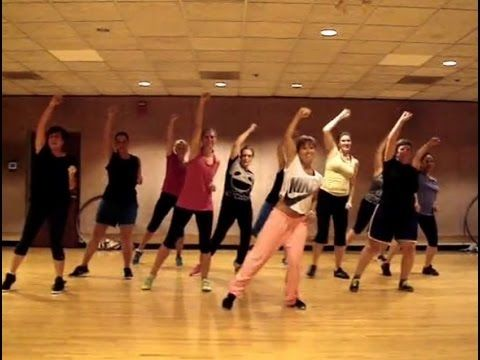 "▶ ""BEAT IT"" by Michael Jackson - Dance Fitness Workout Choreography Valeo Club - YouTube"