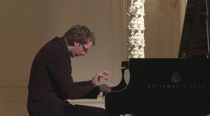 Sergei Redkin plays Sergei Redkin: Blumenstyk, & Sergei Rachmaninov: Études-tableaux, Op.39 (HD 1080p)