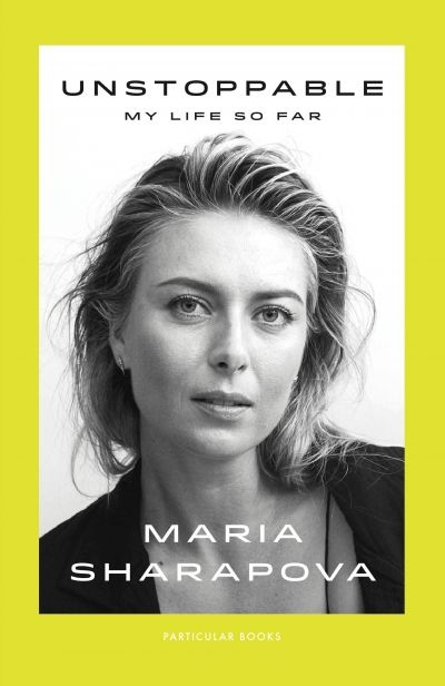 The fiercely honest, fearless, darkly funny autobiography of global tennis star Maria Sharapova.