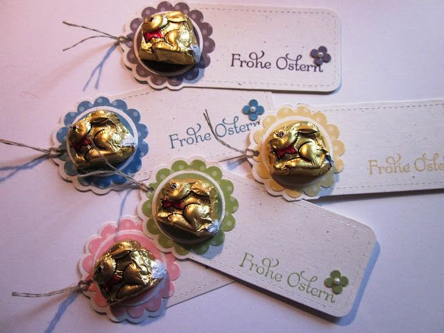 stampin with fanny: Ostern: Goodies mit Two Tags-Stanze