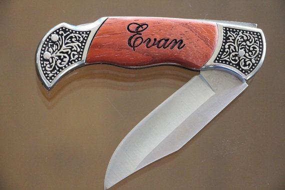 Wedding Gift Pocket Knives : Folding Pocket Knives on Pinterest Personalized pocket knives ...