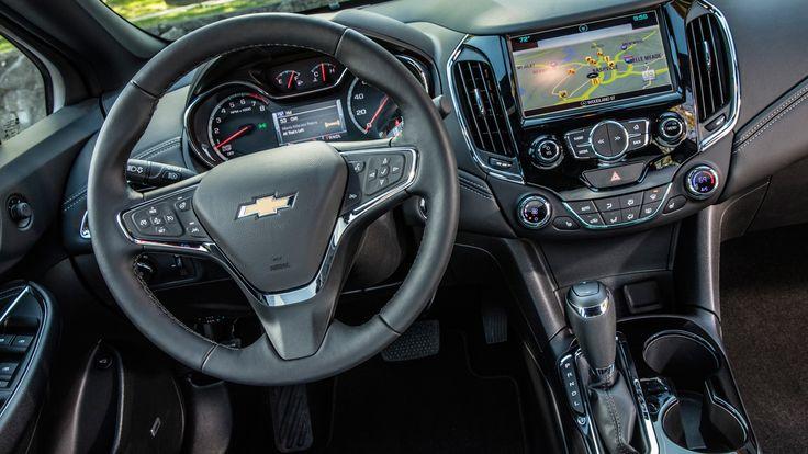 2019 Chevrolet Cruze Interior Design   Chevrolet cruze ...