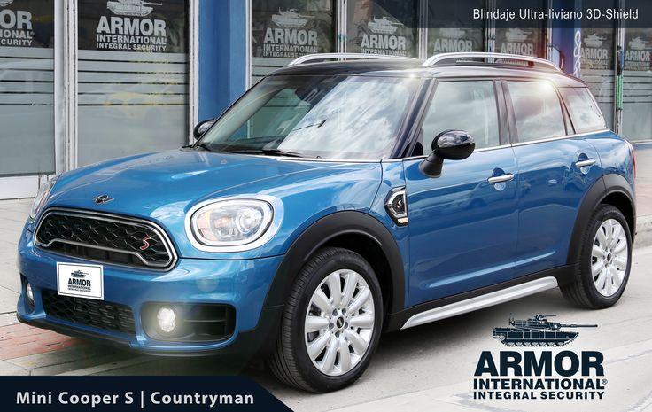 Mini Cooper Mini Countryman | Armor International ::: Blindajes de máximo desempeño