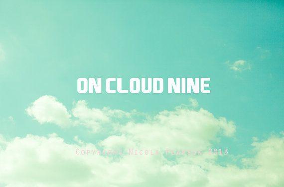 On Cloud Nine Photo Print  Whimsical Fine Art by secretgardentwo, £9.70