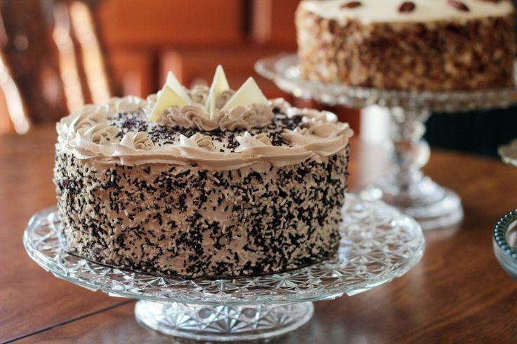 White Chocolate Wedding Cake Espresso Drink