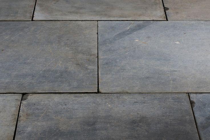 #Belgischen Steinplatten - Opkamer belgischen Blaustein - # Naturstein Ideen | de-opkamer.de