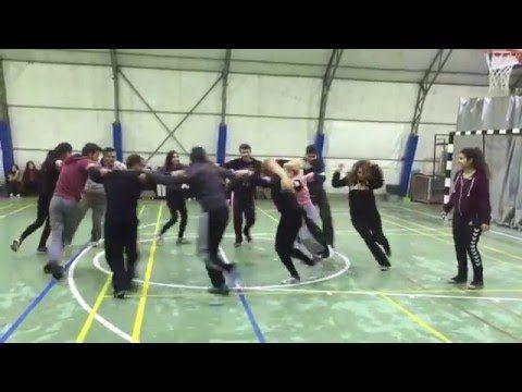 KUYRUĞUNU YAKALAMA OYUNU(atletizm konulu) - YouTube