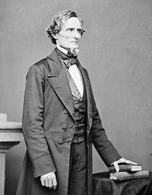 Jefferson Davis.
