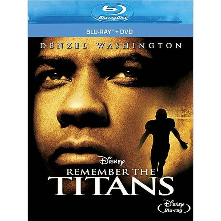 Remember the Titans (Blu-Ray/Dvd) (Blu-ray)