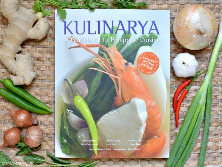 Kookboek Kulinarya, een gids voor Filipijnse keuken. Lees het review op food blog mevryan.com  #review #kookboek #Aziatisch #koken #Filipijnse #keuken