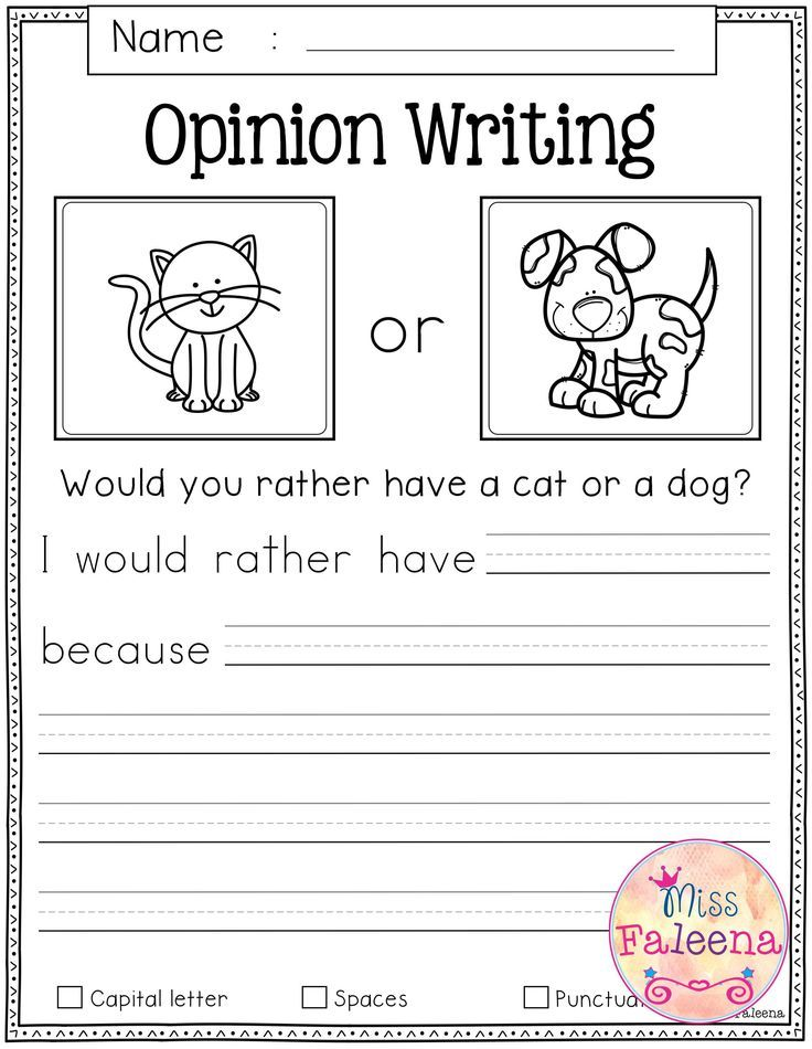 Free Writing Prompts | Best of TPT | Kindergarten writing prompts ...