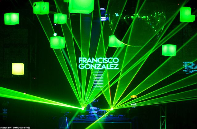 Francisco G   ZOOK Electronic Music Photographer