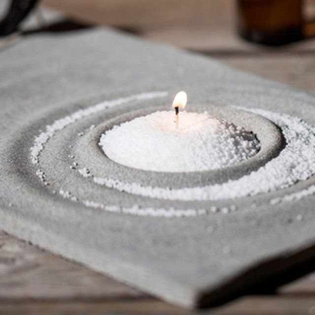 Serenity Candle Box - Box of Tools for Your Candles