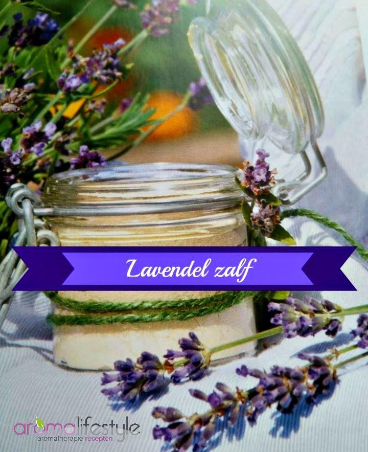 Deze lavendelzalf werkt kalmerend en verzachtend en is heel simpel om te maken. Een leuk en eenvoudig recept dat ook zeer geschikt is voor beginners.