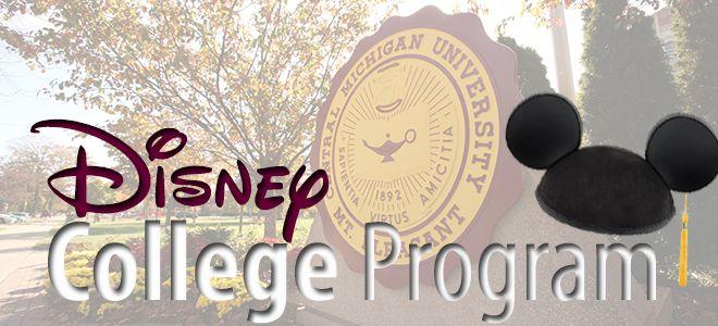 CMU Disney College Program | Central Michigan University