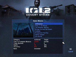 Speed Demos Archive - I.G.I.-2: Covert Strike