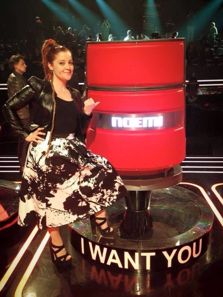 The Voice of Italy 3......2015