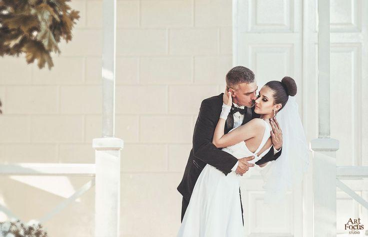Свадьба Кристины и Сергея