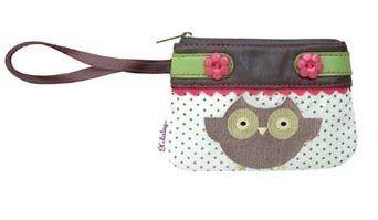 Söpö pikkukukkaro sulattaa sydämet!  http://www.ihanaiset.fi/fi/Tuotteet+aiheittain/P%C3%B6ll%C3%B6/39/Darling+Owl+Purse+-+P%C3%B6ll%C3%B6+kukkaro/390