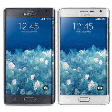 Samsung Galaxy Note Edge 32GB White @ 22 % Off With 1 YEAR AUSTRALIAN WARRANTY. Order Now Offer For Limited Time!!!