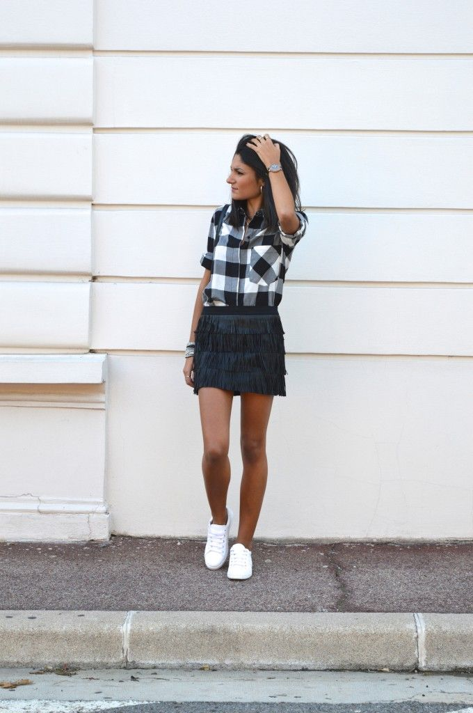 nouveau blog mode chemise a carreaux