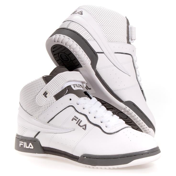 Fila F13 Sle Men's Athletic Shoes White/Gray 11