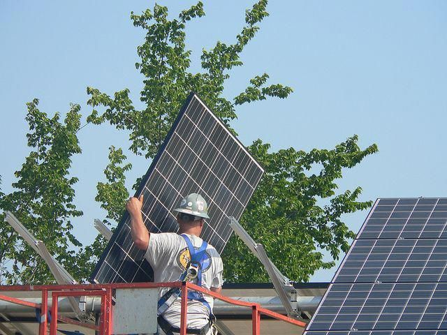 How To Build Solar Panels 7 Basic Steps To Follow Green Life Zen Solar Energy Panels Solar Installation Solar Panels