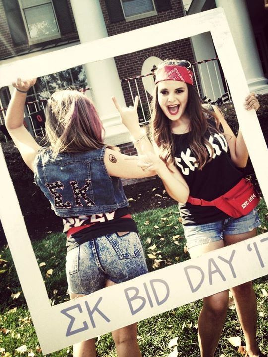 #SigmaKappa bid day 2013! We roll with the best!! #bidday