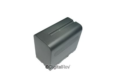 Image of AFT NP-F970 Battery For Sony HDR-FX7E