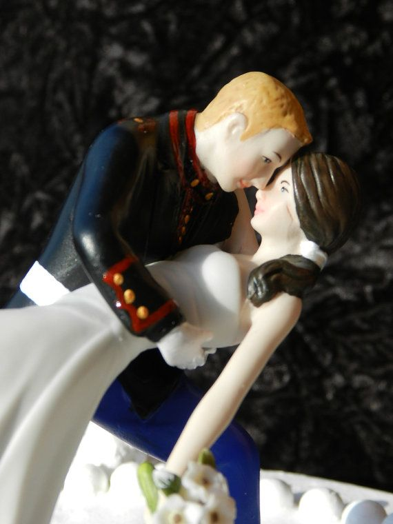 A Military Story: Military Items on Etsy marine corp wedding cake ...