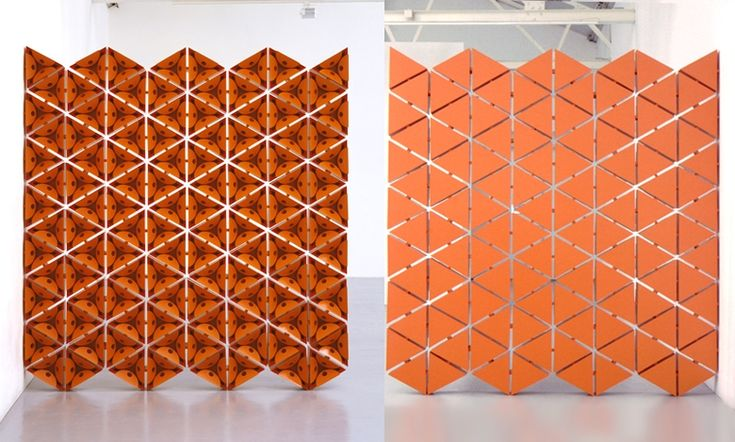 10+ images about Module on Pinterest : Temporary wall, Origami paper and Modular walls