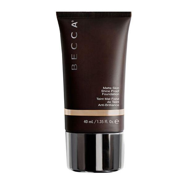 Camera Ready Cosmetics - Becca Ever-Matte Shine Proof Foundation, $42.00 (http://camerareadycosmetics.com/products/becca-ever-matte-shine-proof-foundation.html)