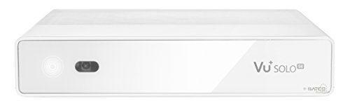 VU+ Solo SE V2 WE 1x DVB C/T2 Tuner Linux Receiver (Full HD 1080p) weiß sieht in Design, Funktionen und Funktion gut aus. Die beste Leistung dieses Produkts ist in der Tat einfach zu reinigen und zu kontrollieren. Das Design und das Layout sind absolut erstaunlich, die es wirklich interessant und schön machen.....