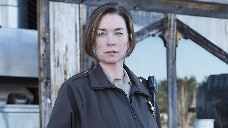 'Eyewitness': TV Review  Julianne Nicholson gets a rare lead role in USA Network's 'Eyewitness' a chilly adaptation of a Scandinavian crime drama directed by 'Twilight' helmer Catherine Hardwicke.  read more