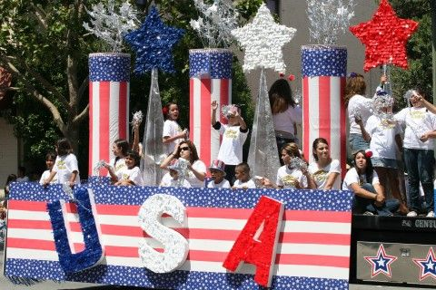 4th Of July Parade Floats | 4th of July Parade