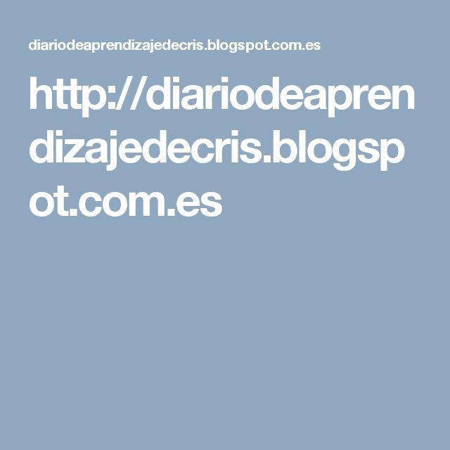 Diario de Aprendizaje - Moreno Caballero, Cristina