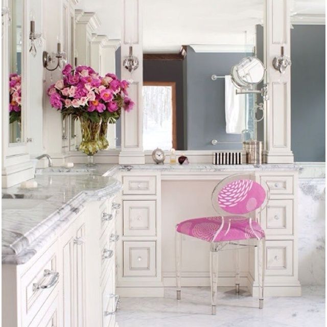 Girly Bathroom Decor: 25 Best Images About Bathroom