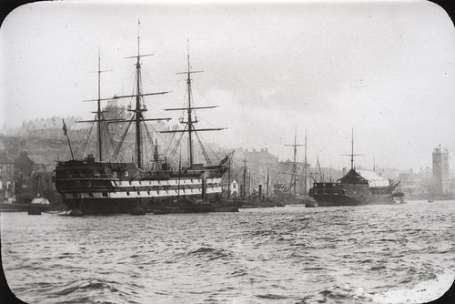 Wellesley Training Ship, North Shields 1914