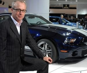J Mays retires: see the iconic cars of Ford's chief designer