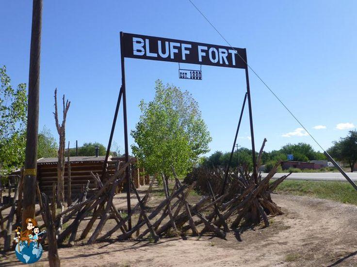 Bluff Fort - Utah (USA)