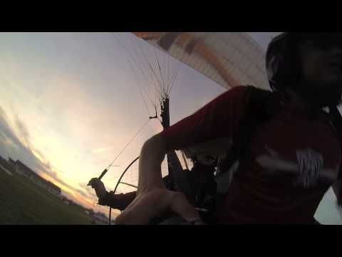 Powered Paragliding and Paramotor training in Missouri