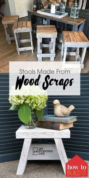Terrific Stools Made From Wood Scraps How To Build It Diy Stool Machost Co Dining Chair Design Ideas Machostcouk