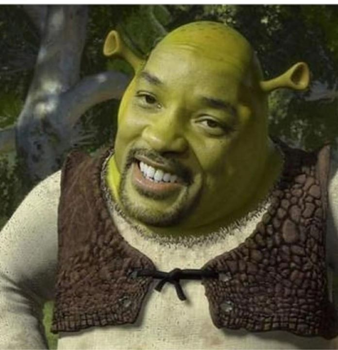 Weird Faces Shrek 10