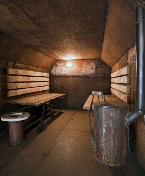 17 Best Images About Bomb Shelters And Bunkers On