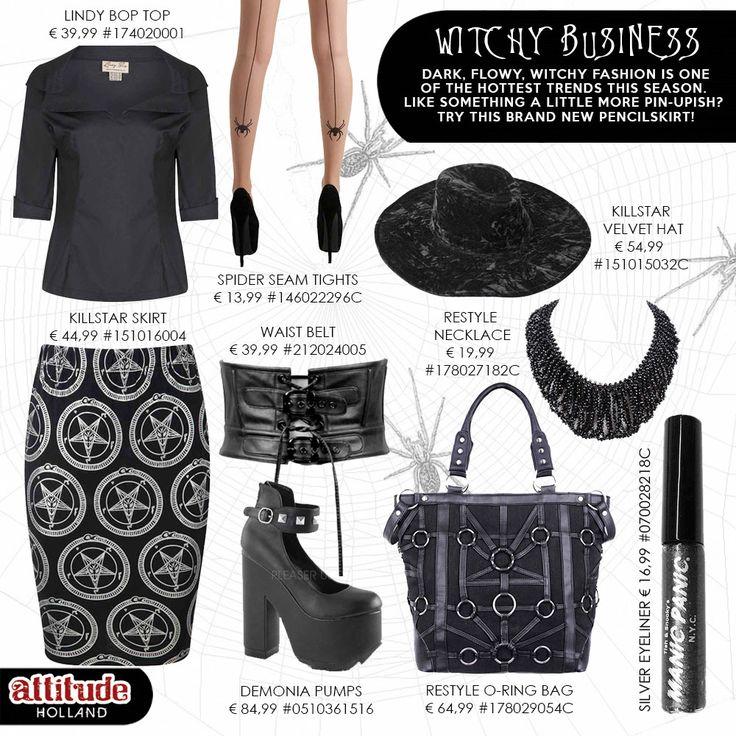 Witch Bitch.