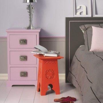 Vergrijsde paars roze en grijs bedroom pinterest paars roze paars en grijs - Lounge grijs en paars ...
