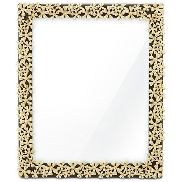 lobjet garland 8r frame 12965 mxn liked on polyvore featuring home - Yellow Frame